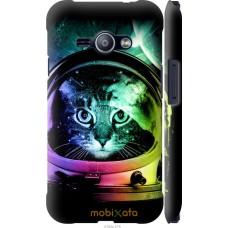 Чехол на Samsung Galaxy J1 Ace J110H Кот космонавт