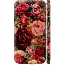 Чехол на Samsung Galaxy A7 (2017) Прекрасные розы