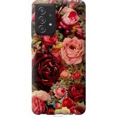 Чехол на Samsung Galaxy A52 Цветущие розы