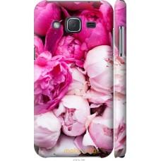 Чехол на Samsung Galaxy J2 J200H Розовые цветы