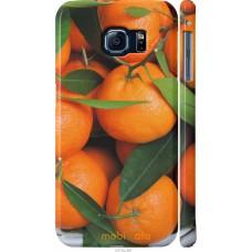 Чехол на Samsung Galaxy S6 G920 Мандарины