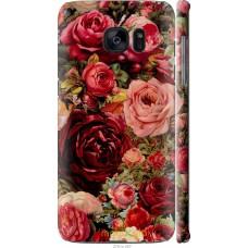 Чехол на Samsung Galaxy S7 Edge G935F Прекрасные розы