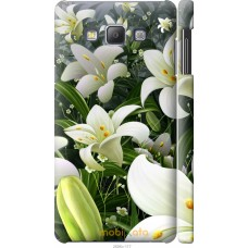 Чехол на Samsung Galaxy A7 A700H Лилии белые