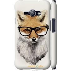 Чехол на Samsung Galaxy J1 Ace J110H 'Ученый лис