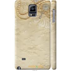 Чехол на Samsung Galaxy Note 4 N910H 'Мягкий орнамент