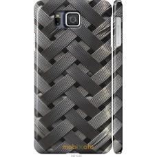 Чехол на Samsung Galaxy Alpha G850F Металлические фоны