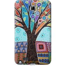 Чехол на Samsung Galaxy Note i9220 Арт-дерево