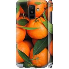 Чехол на Samsung Galaxy A6 Plus 2018 Мандарины