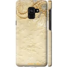 Чехол на Samsung Galaxy A8 2018 A530F 'Мягкий орнамент