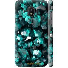 Чехол на Samsung Galaxy J2 2018 Кристаллы 2