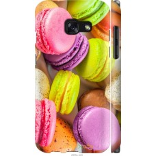 Чехол на Samsung Galaxy A3 (2017) Вкусные макаруны