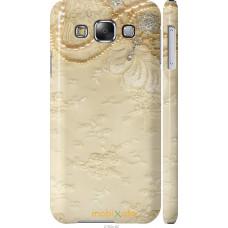 Чехол на Samsung Galaxy E5 E500H 'Мягкий орнамент