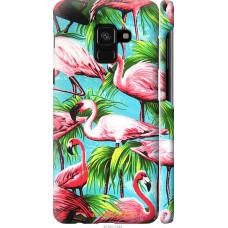 Чехол на Samsung Galaxy A8 2018 A530F Tropical background