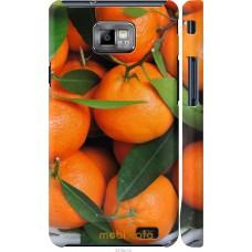Чехол на Samsung Galaxy S2 Plus i9105 Мандарины
