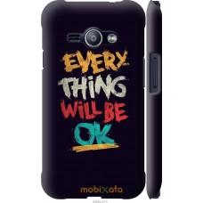 Чехол на Samsung Galaxy J1 Ace J110H Everything will be Ok