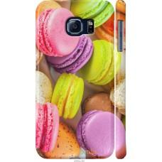 Чехол на Samsung Galaxy S6 G920 Вкусные макаруны