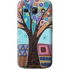 Чехол на Samsung Galaxy Core Plus G3500 Арт-дерево