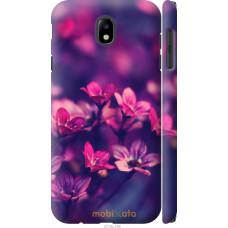 Чехол на Samsung Galaxy J7 J730 (2017) Весенние цветочки