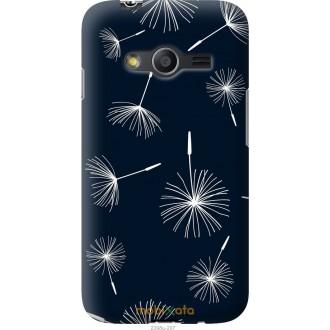 Чехол на Samsung Galaxy Ace 4 Lite G313h одуванчики
