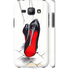 Чехол на Samsung Galaxy J1 J100H Devil Wears Louboutin