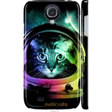 Чехол на Samsung Galaxy S4 i9500 Кот космонавт