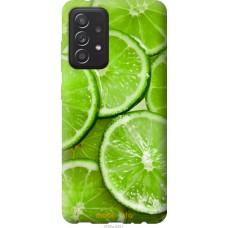 Чехол на Samsung Galaxy A52 Лайм