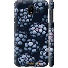 Чехол на Samsung Galaxy J4 2018 Морозная ежевика