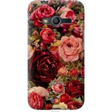 Чехол на Samsung Galaxy Ace 4 G313 Прекрасные розы