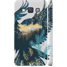 Чехол на Samsung Galaxy A3 A300H Арт-орел на фоне природы