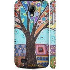 Чехол на Samsung Galaxy S4 mini Duos GT i9192 Арт-дерево