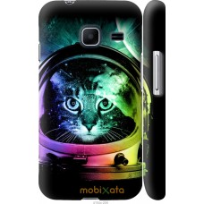 Чехол на Samsung Galaxy J1 Mini J105H Кот космонавт