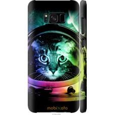 Чехол на Samsung Galaxy S8 Кот космонавт