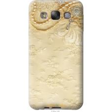 Чехол на Samsung Galaxy E7 E700H 'Мягкий орнамент