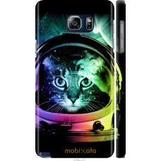 Чехол на Samsung Galaxy Note 5 N920C Кот космонавт