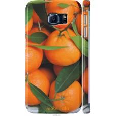 Чехол на Samsung Galaxy S6 Edge G925F Мандарины