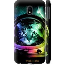 Чехол на Samsung Galaxy J3 (2017) Кот космонавт