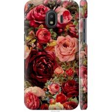Чехол на Samsung Galaxy J2 2018 Прекрасные розы