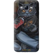Чехол на Samsung Galaxy A8 A8000 gamer cat