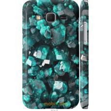Чехол на Samsung Galaxy Core Prime VE G361H Кристаллы 2