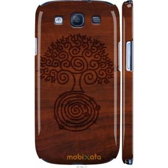 Чехол на Samsung Galaxy S3 i9300 Узор дерева