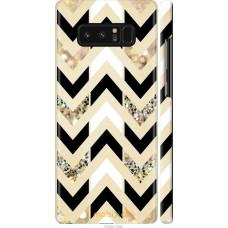 Чехол на Samsung Galaxy Note 8 Шеврон 10