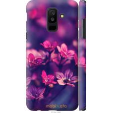 Чехол на Samsung Galaxy A6 Plus 2018 Весенние цветочки