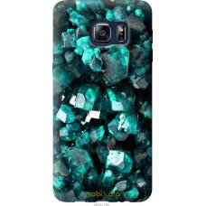 Чехол на Samsung Galaxy S6 Edge Plus G928 Кристаллы 2