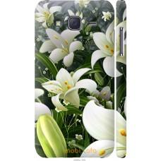 Чехол на Samsung Galaxy J5 (2015) J500H Лилии белые