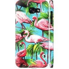 Чехол на Samsung Galaxy A5 (2017) Tropical background