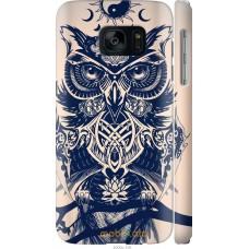 Чехол на Samsung Galaxy S7 G930F Сова Гера