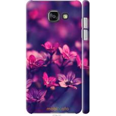 Чехол на Samsung Galaxy A7 (2016) A710F Весенние цветочки