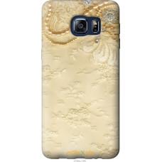 Чехол на Samsung Galaxy S6 Edge Plus G928 'Мягкий орнамент