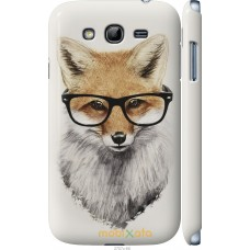 Чехол на Samsung Galaxy Grand I9082 'Ученый лис