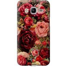 Чехол на Samsung Galaxy J2 (2016) J210 Прекрасные розы